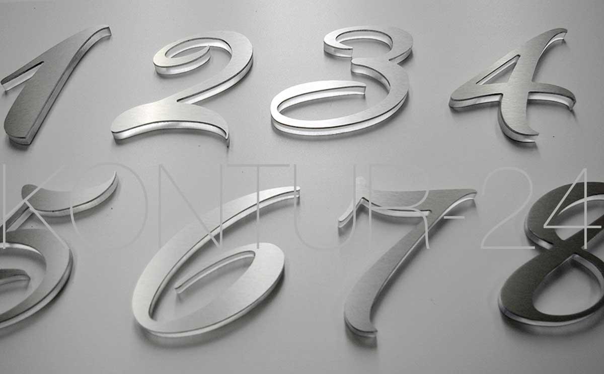 3d metallbuchstaben alu buchstaben 2mm geschliffen hier mit acryl 8mm klar verklebt. Black Bedroom Furniture Sets. Home Design Ideas